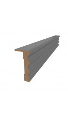Наличник каннелюр для серии U (16*80*2150)