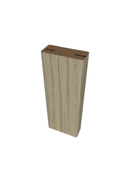 Профиль Дорс Торец к стеновой панели PROFILDOORS (16*40*2750)